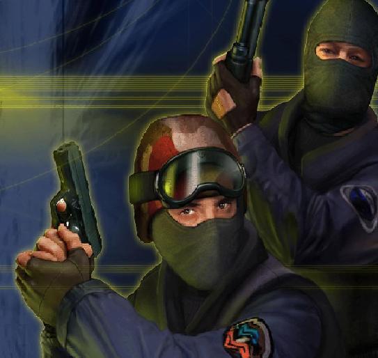 Чужой компьютер. Скачать Counter-Strike 1.6 WWW.MAKESERVER.KZ